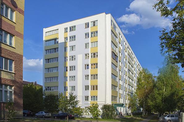 Покраска бассейна школа №10 Саранск